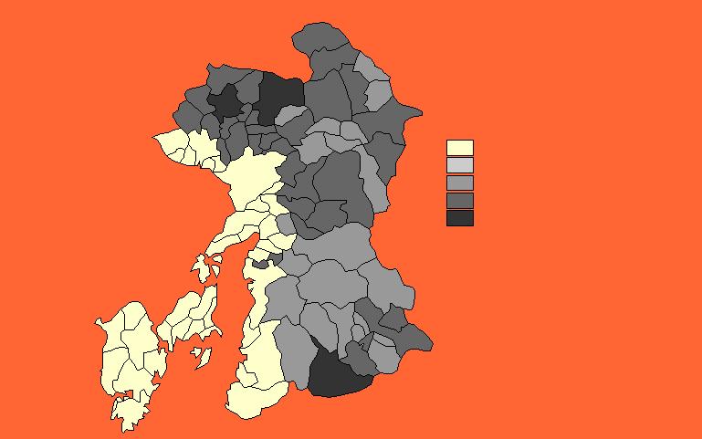 熊本県市町村走行記録